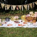Theme handmade decorations and tableware for children's parties.